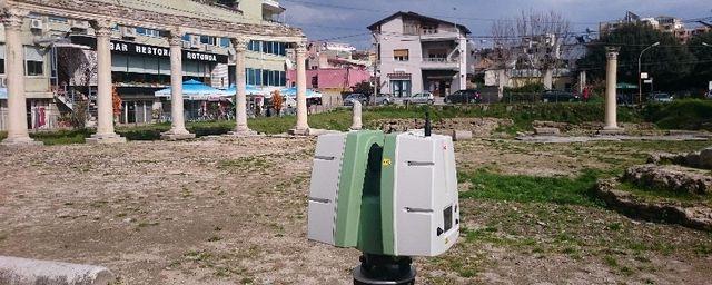 Progetto di struttura a Canosa di Puglia