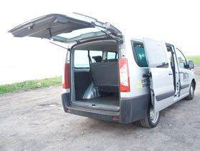 Local and long distance - Dalkeith, Scotland - BG'S Private Hire Service - Minibus