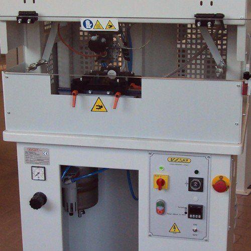 BS30 S3 macchina per pelletteria e plastica