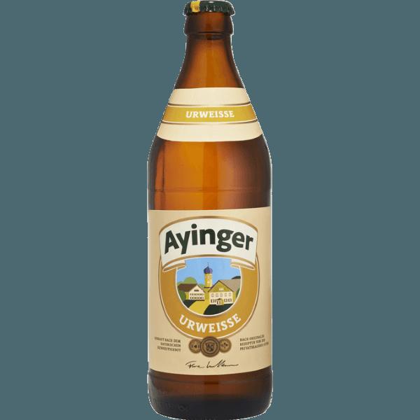 birra in bottiglia Ayinger