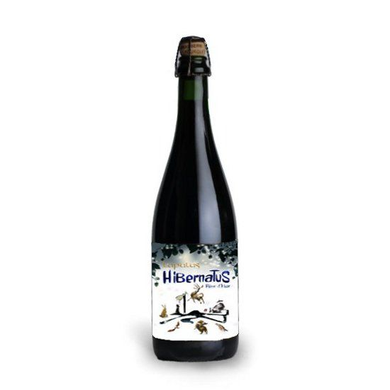 Birra in bottiglia Lupulus Hibernatus