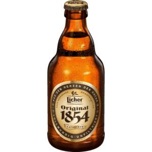 birra in bottiglia Licher