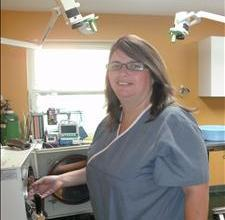 Photo of Dr. Kasey Singley
