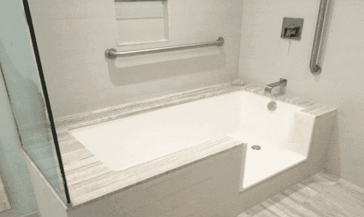 peoria accessibility in accessible bathtub to conversions walk tub products shower handicap