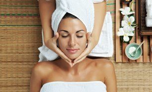 chin massage