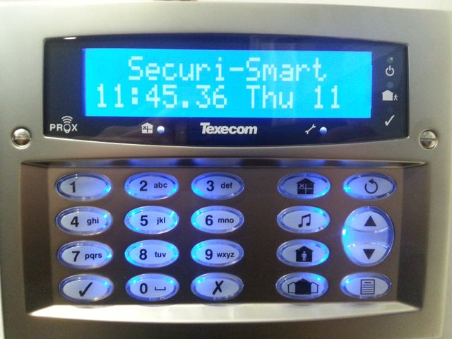 Intruder alarms for homes and businesses South East, Securi-Smart