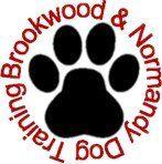 Brookwood & Normandy Dog Training Company Logo