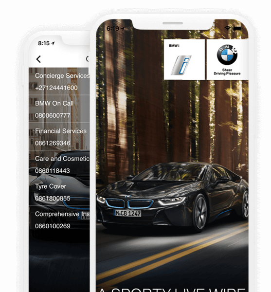 iPhone and Android Mobile Apps for Car Dealerships