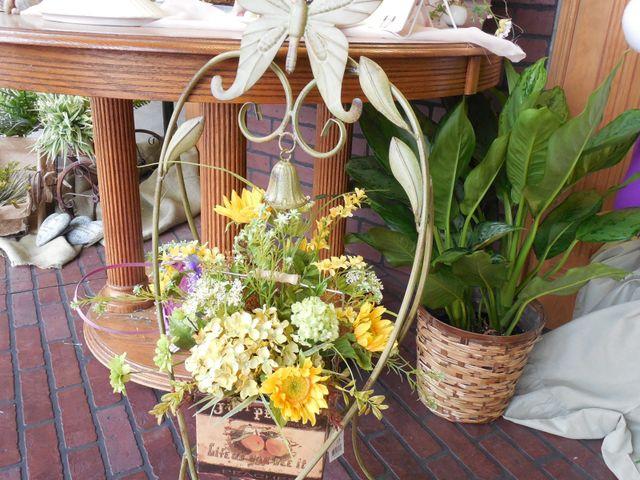 artificial flowers, artificial plants