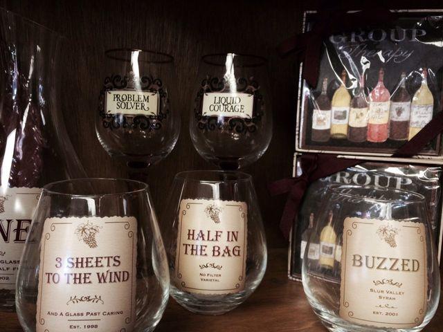Wine accessories, wine
