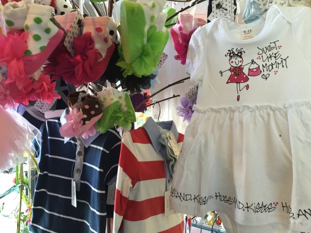 Baby clothing, baby dresses