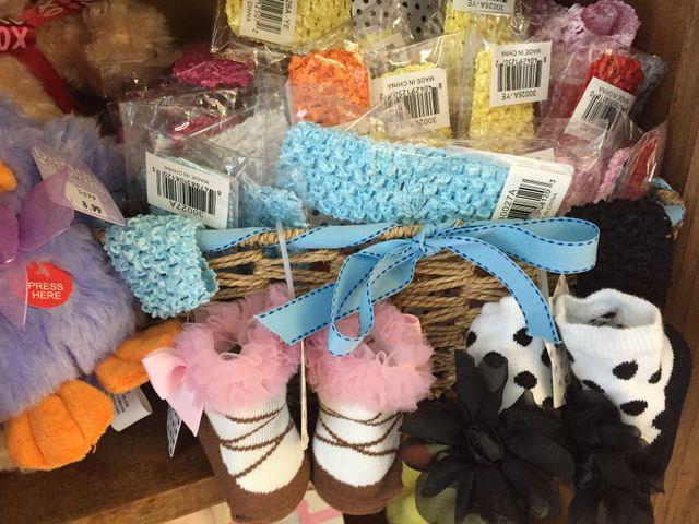 Baby Headbands, Baby Booties