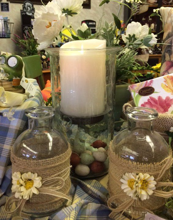 Candles, Glass Bottles, Bottle Accents, home accents