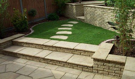 landscape design build