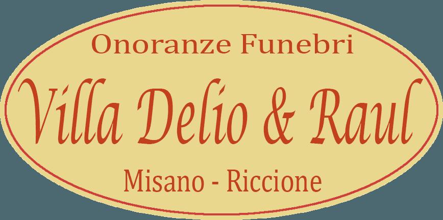 Villa Delio & Raul Pompe Funebri - LOGO