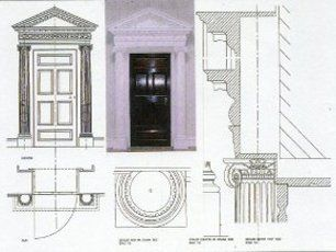 Interior architecture plan