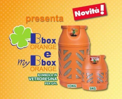 Bombole Bbox orange