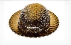 un dolce al cioccolato e cocco