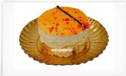 una cheesecake