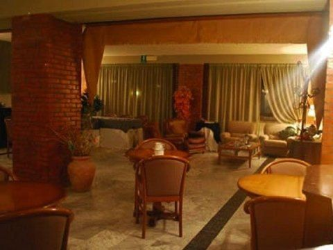 sala dell`albergo