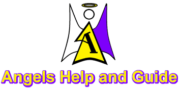 Angels Help and Guide logo