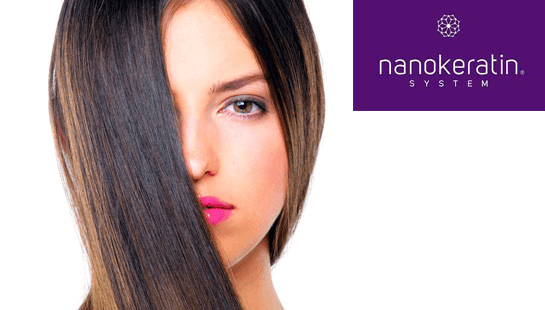 Nanokeratin treatment