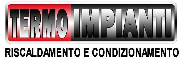TERMO IMPIANTI RISCALDAMENTO E CONDIZIONAMENTO logo