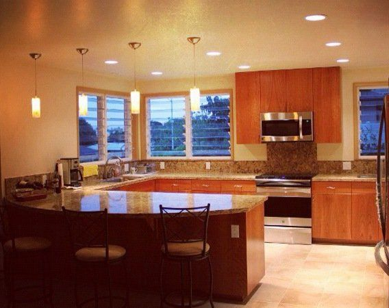 Custom cabinets custom made in Honolulu, HI