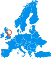 London Map logo