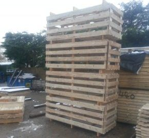 For Pallets in Suffolk & Essex, Call I & C Vanstone