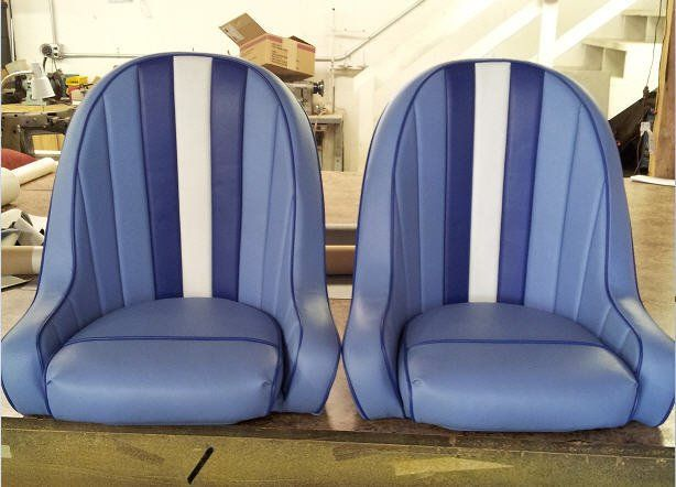 Boat Seat Upholstery in Anchorage, AK