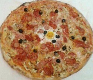 PIZZA GIGANTE LO SMERALDO - COLLEGNO - TORINO