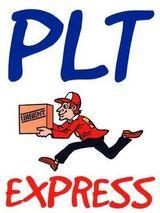 PLT EXPRESS logo