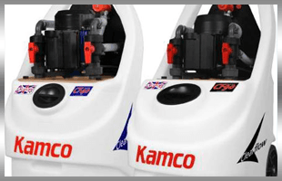 Kamco power flushing machines