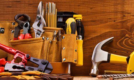 Attrezzi da ferramenta vari
