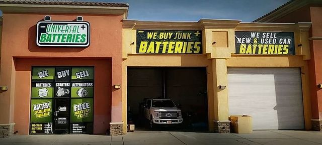 new used auto battery store universal batteries. Black Bedroom Furniture Sets. Home Design Ideas