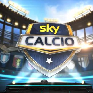 sky calcio, televisione