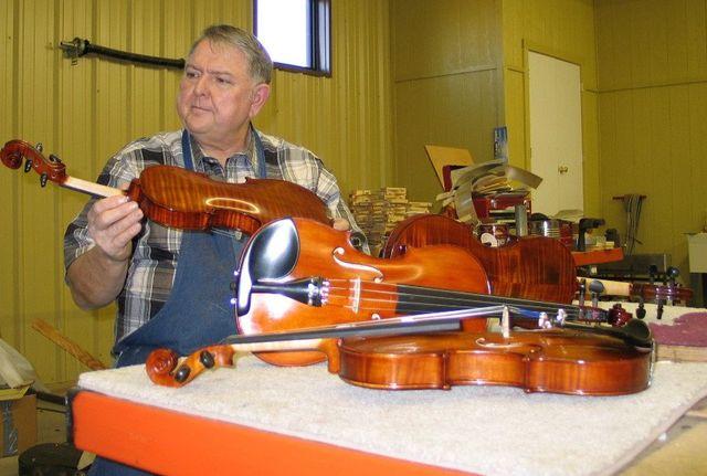 String Instrument Appraisal Abilene, TX | Deatherage Music