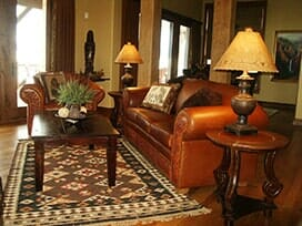Hand Crafted Bozeman Mt Little Bear Interiors