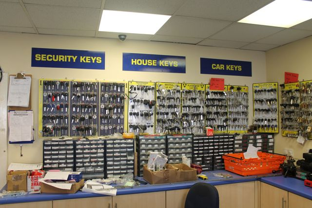 Locksmith Shop in Torquay, Devon