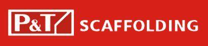 P & T Scaffolding Ltd logo