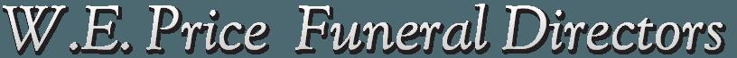 W. E. Funeral Directors Company Logo