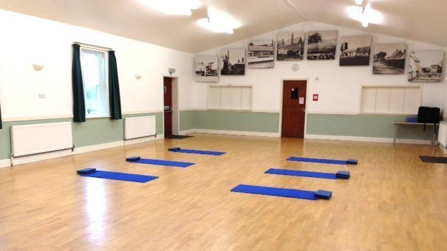 AmandaPilates Pilates classes at Tivetshall