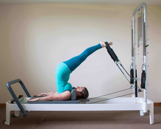 AmandaPilates Reformer Private sessions Short Spine Massage