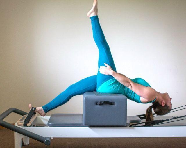 AmandaPilates Pilates studio reformer movement Tree
