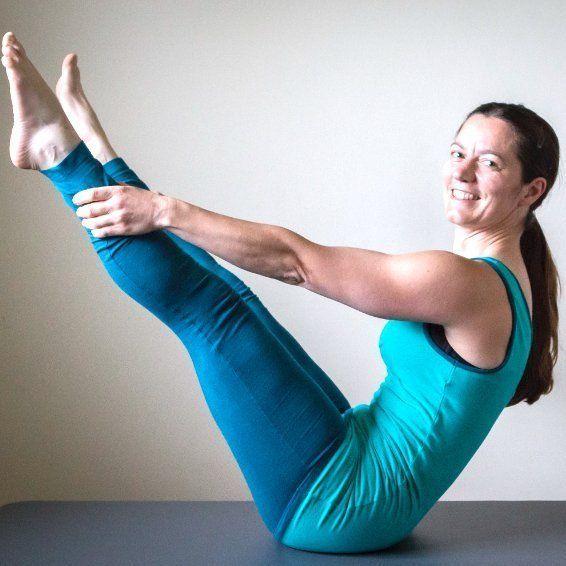 AmandaPilates Pilates movement