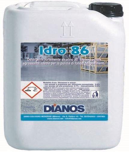 Detergente per la pulizia del pavimento