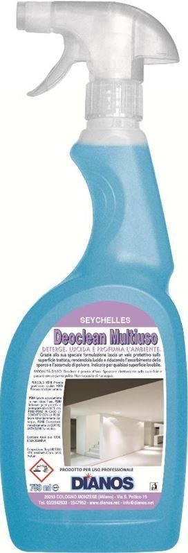 Detergente multiuso Deoclean di Dianos