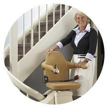 Curved Rail Stairlifts