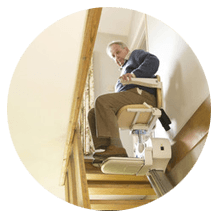 moving stairlift
